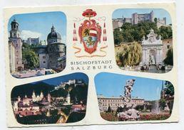 AUSTRIA - AK 312352 Bischofsstadt Salzburg - Salzburg Stadt