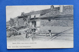 Cartolina Sauze D'Oulx - Casa Colonica - 1905 Ca. - Unclassified