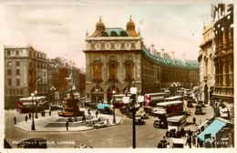 Piccadilly Circus, London 1937 (003103) - Piccadilly Circus