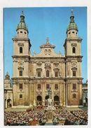 AUSTRIA - AK 312358 Salzburg - Dom Mit Domplatz - Salzburg Stadt