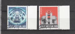 1993    N° 846-847  OBLITERES      CATALOGUE  ZUMSTEIN - Suisse