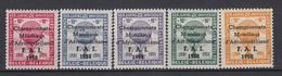 BELGIË - OBP - 1958 -  Nr E 77 - (Proeven) - Cote 237.50€ - MNH** - Commemorative Labels