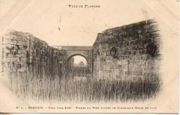 59 Vues Des Flandres N°4 MARDYCK Pont Jean-Bart Ruines Du Port D'accès De Dunkerque - France