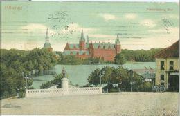 Hillerød 1907; Frederiksborg Slot - Circulated. (Johs. Koren) - Denmark