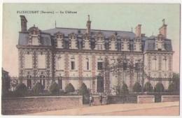 (80) 236, Flixecourt, Le Château - Flixecourt