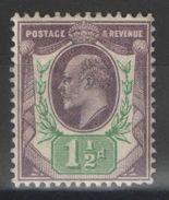 Grande-Bretagne - YT 108 * - Unused Stamps