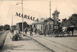 CPA   Saint Cast  La Gare Du Bourg - Saint-Cast-le-Guildo