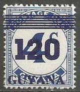 Guyana  - 1984 Postage Due Surcharge 120/4c MNH **  SG 1399 - Guyana (1966-...)
