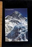 NEPAL : Mont MT Mount EVEREST 8848m - Nepal