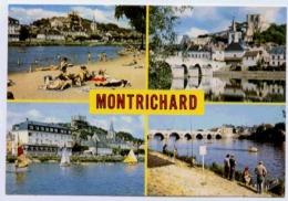 MONTRICHARD CARTE MULTIVUES - Montrichard