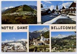 NOTRE DAME DE BELLECOMBE  CARTE MULTIVUES - France