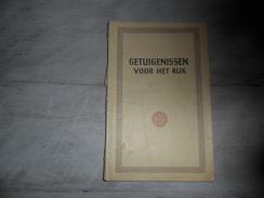 Getuigenissen Voor Het Rijk 1940 - Waffen SS  Legioen Vlaanderen Gebroeders Wouters - Hitler - War 1939-45