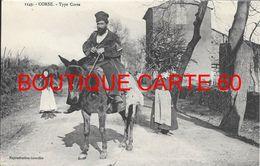 20 - CORSE - TYPE CORSE - France