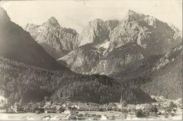 KRANJSKA GORA SLOVENIA SLOWENIEN, CP, Circulated - Eslovenia