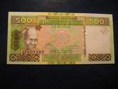 500 Francs Guineens 1960 REP. GUINEE Guinea Unused UNC Banknote Billet Billete - Guinée