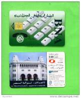 ALGERIA - Chip Phonecard/BNA - Algeria