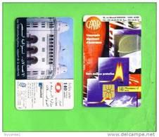 ALGERIA - Chip Phonecard/CAAR - Algeria