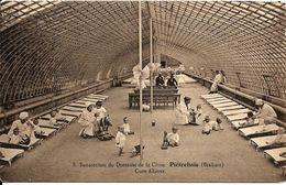 Piétrebais (1315) : Sanatorium Du Domaine De La Chise - Jeunes Enfants En Cure D'hiver, Carte N° 5. CPA. - Incourt