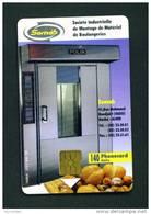 ALGERIA - Chip Phonecard As Scan - Algeria