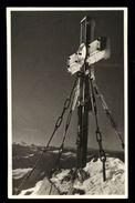 [033] Gipfelkreuz, ~1950, Osttirol, Photo Schneeberger (Matrei) - Matrei In Osttirol