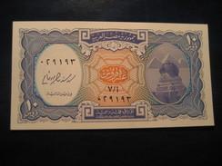 10 Piastres EGYPT Egypte Unused UNC Banknote Billet Billete - Egypte