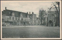 The Deanery, Canterbury, Kent, 1932 - E Crow & Son Postcard - Canterbury