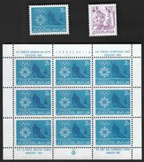Yugoslavia 1984 / Olympic Games Sarajevo / Mint Stamps - Winter 1984: Sarajevo