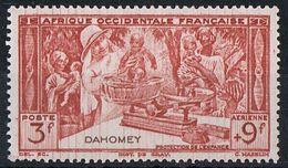 DAHOMEY AERIEN N°8 N* - Dahomey (1899-1944)