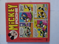 BD  ---  MICKEY POCHE N° 61  Editions :  EDI MONDE - Non Classés