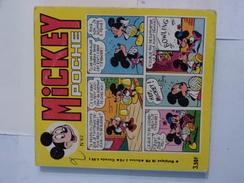 BD  ---  MICKEY POCHE N° 62  Editions :  EDI MONDE - Non Classés