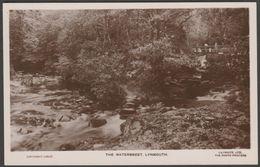 The Watersmeet, Lynmouth, Devon, C.1920s - Lilywhite RP Postcard - Lynmouth & Lynton