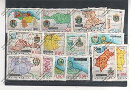 VENEZUELA Nº 993 AL 1002 - Venezuela