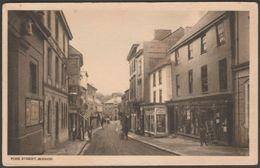 Fore Street, Bodmin, Cornwall, C.1920s - Liddell Postcard - England