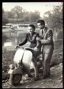 Belle CP - Scooter - Vera Fotografia - 1950. - Motos