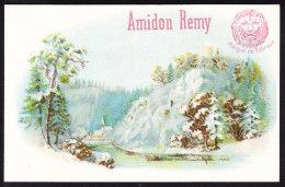 CHROMO AMIDON REMY  LOUVAIN  PAYSAGE - Autres