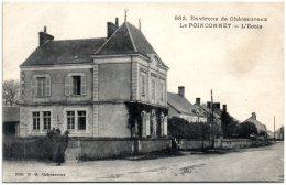36 Environs De Chatouroux - LE POINCONNET - L'école - Autres Communes