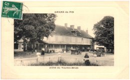 61 HARAS-du-PIN - Hotel Du Tourne-Bride - France