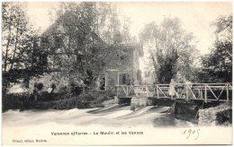91 VARENNES-sur-YERRES - Le Moulin Et Les Vannes - France