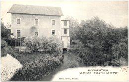 91 VARENNES-sur-YERRES - Le Moulin - Vue Prise Sur Le Pont - Autres Communes