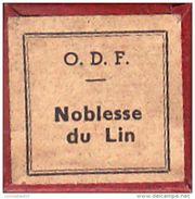 1 Film Fixe LA NOBLESSE DU LIN (ETAT TTB ) - Bobines De Films: 35mm - 16mm - 9,5+8+S8mm
