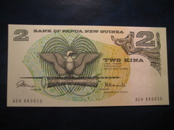 2 Kina PAPUA NEW GUINEA Unused UNC Banknote Billet Billete - Papouasie-Nouvelle-Guinée