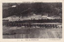 Raon L'étape - Papeteries Des Chatelles - Usine - Raon L'Etape