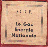 1 Film Fixe LE GAZ ENERGIE NATIONALE (ETAT TTB ) - Bobines De Films: 35mm - 16mm - 9,5+8+S8mm