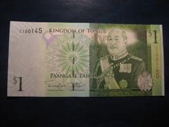1 Pa'anga TONGA Unused UNC Banknote Billet Billete - Tonga