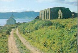 Føroyar; Bygd Kirkjubøur - Not Circulated. (Ásmundur Poulsen) - Faroe Islands
