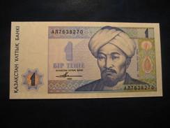 1 Tenge 1993 KAZAKHSTAN Unused UNC Banknote Billet Billete - Kazakhstan