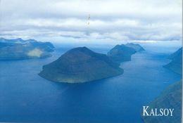 Føroyar 1999; Kalsoy Oyggj (island) - Not Circulated. (Postverk Føroya) - Faroe Islands