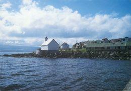 Føroyar 1990; Nólsoy Oyggj (island) - Not Circulated. (Postverk Føroya) - Faroe Islands