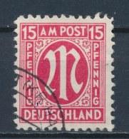 Duitsland/Germany All. Bezetting/ All Occupation Bizone 1945 Mi: 24 Az (Gebr/used/obl/o)(3033) - Amerikaanse-en Britse Zone