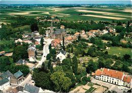 Beauvechain (1320) : Vue Générale Aérienne. CPSM. - Bevekom